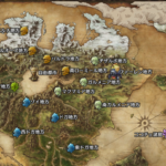 【キャラスト】世界地図マップの一覧まとめ【キャラバンストーリーズ】